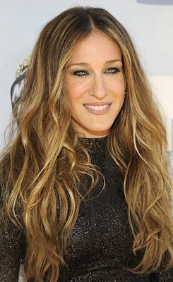 Sarah Drew Natural Hair