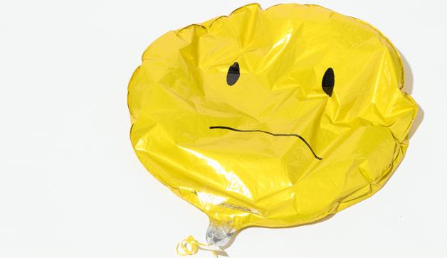 Deflated Balloon Related Keywords & Suggestions - Deflated Balloon ...