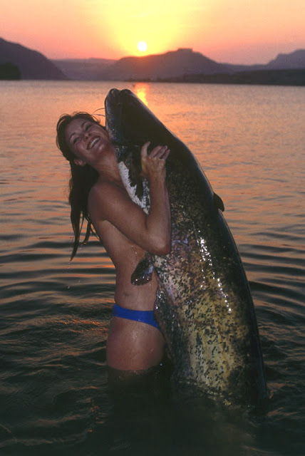 Woman Catfish Naked Fish Porn