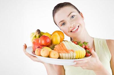 bí quyết chăm sóc da với trái cây