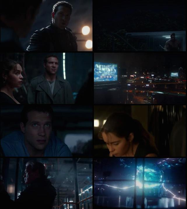 Terminator Genisys 2015 BRRip 480p 350mb