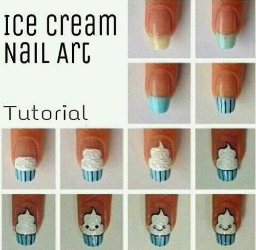 Nails Arts Step-By-Step...