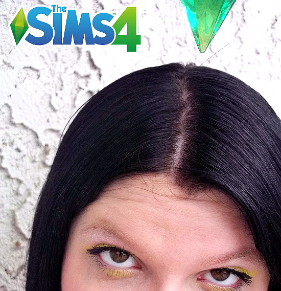 Check out my newest accessory, the Plumbob, courtesy of #TheSIMS4! #CollectiveBias #Shop