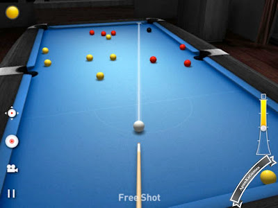 Real Pool Screenshots