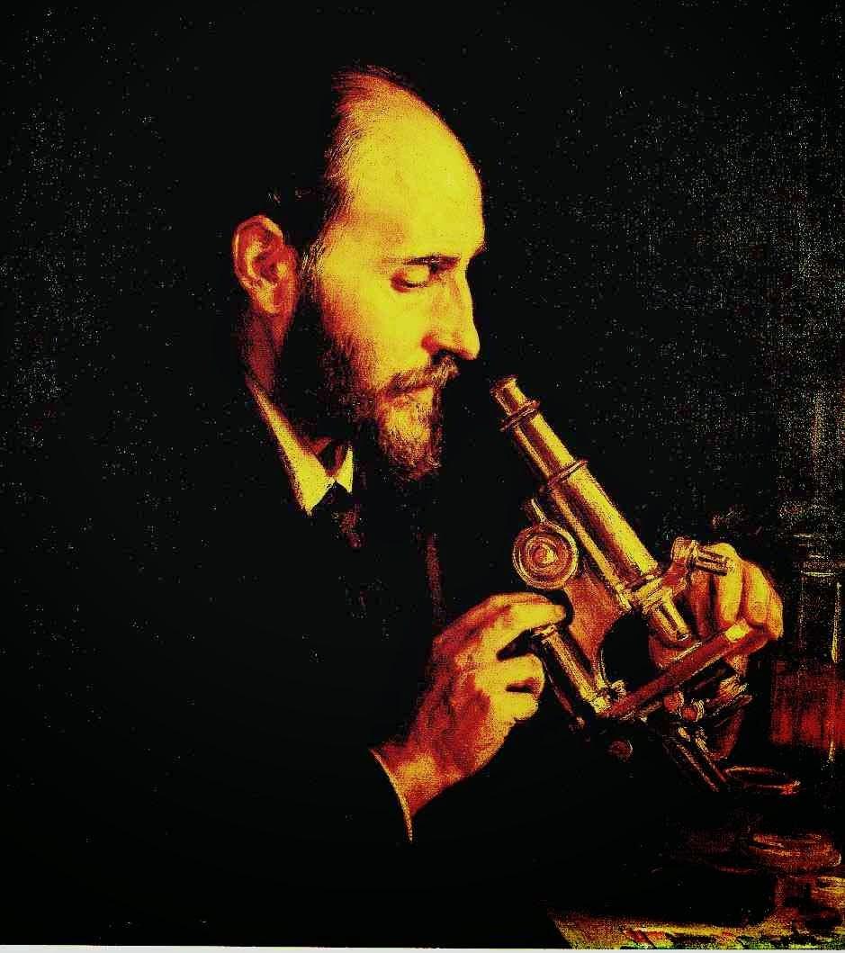 Don Santiago Ramón y Cajal, padre de la neurociencia contemporánea