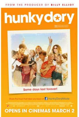 Hunky Dory 2011 movie