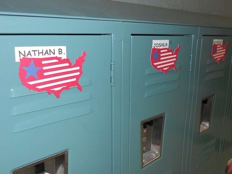 Create Your Classroom Classroom Locker Name Tags