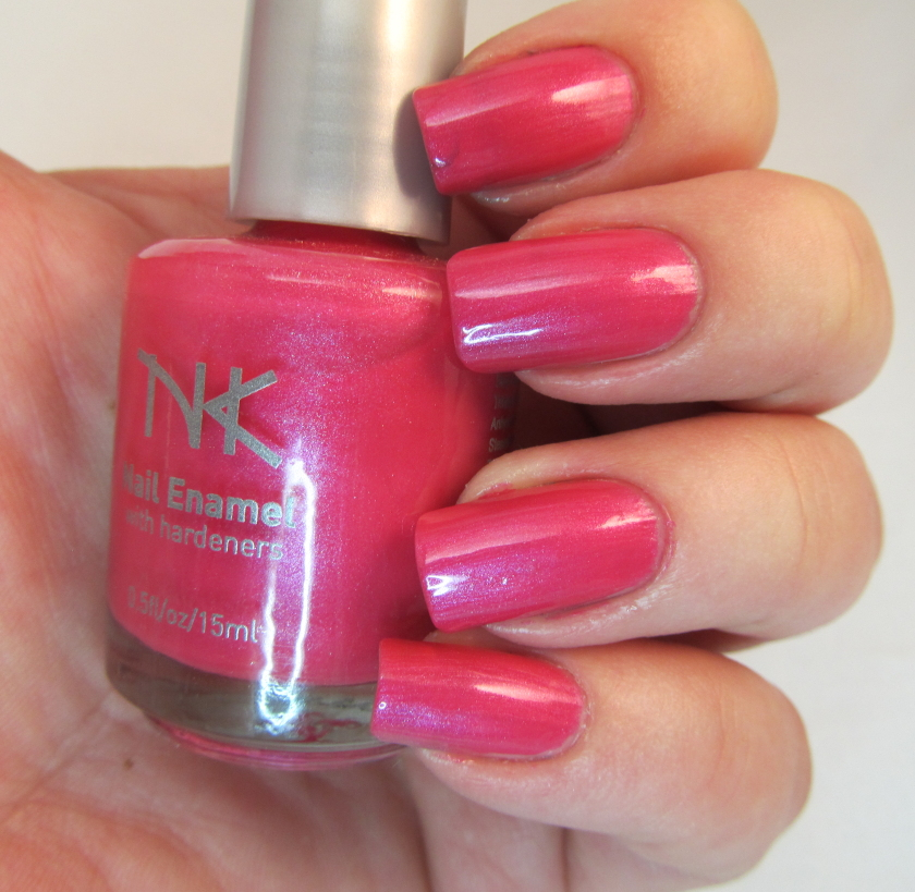 Set in Lacquer: NK