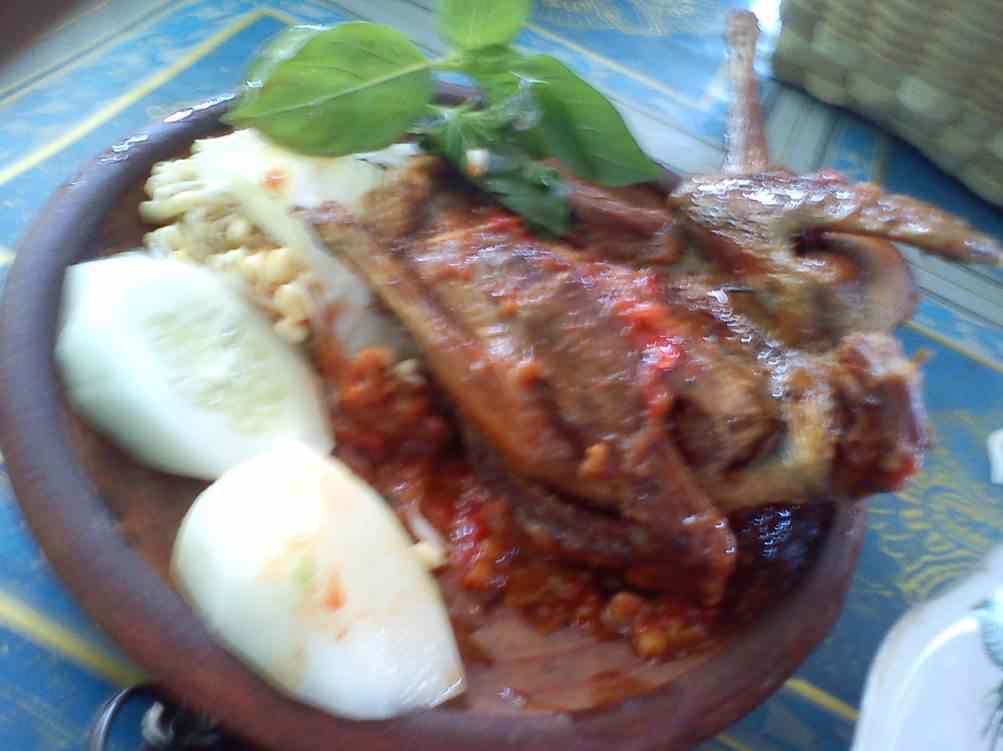 Gambar resep masakan burung dara goreng dan merpati goreng spesial