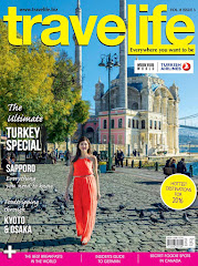 TRAVELIFE VOL. 8, ISSUE 5 2016