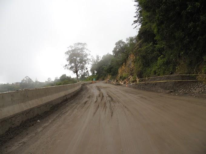 Así están las carreteras en Santander y el Norte de Boyacá hoy martes