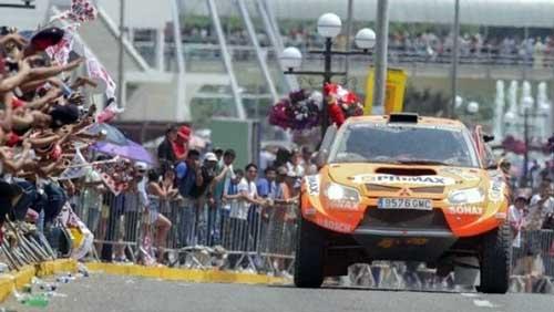 Nueva ruta del Rally Dakar 2016 se conocerá la próxima semana