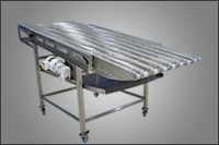 NeXtgen II Sanitary Conveyor From Arrowhead Systems Ideally Suited For the Baking Industry
