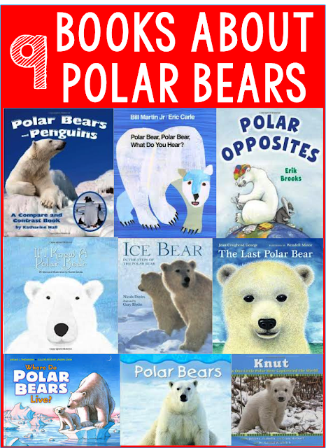 Polar Bear Books, Arctic Animals
