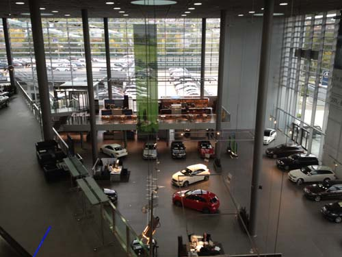 My south african car blog a visit to mercedes benz in for Mercedes benz dealer northern blvd