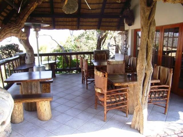 Bush Baby Lodge Grootfontein, Namibia