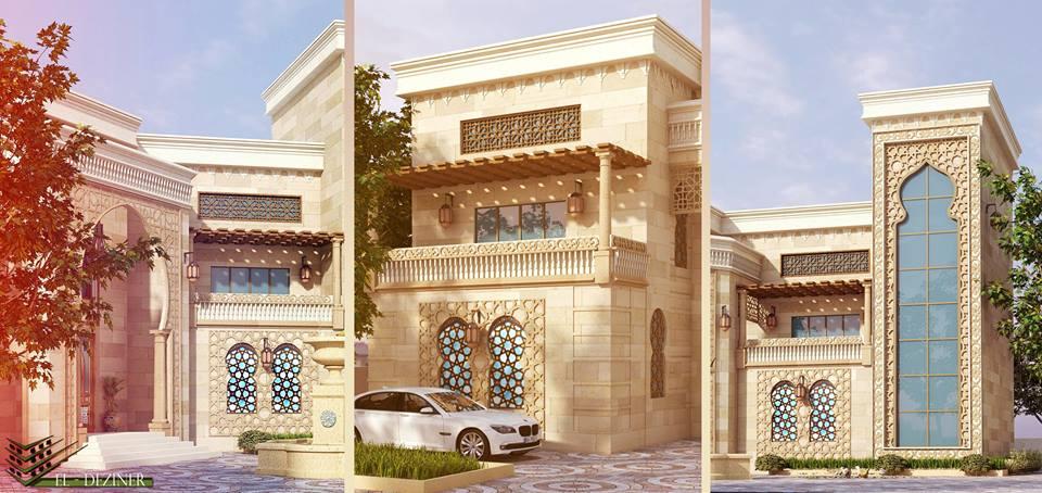 Best Islamic Architecture Home Design Contemporary - Interior ...