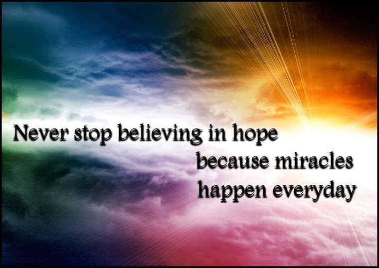 Hope and Miracles