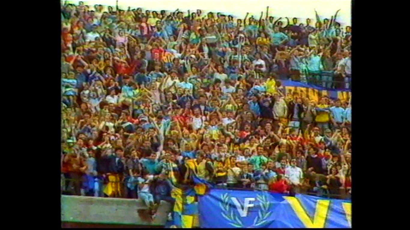 Il 1984-85 è l'anno del Verona campione d'Italia. fotosportnotizie.com