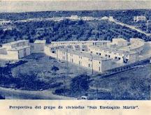 Las calles de mi pueblo de Sanlúcar la Mayor.