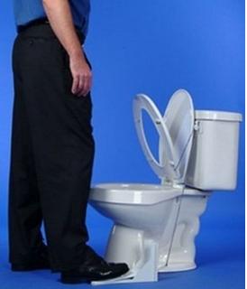 pembuka tutup mangkuk tandas