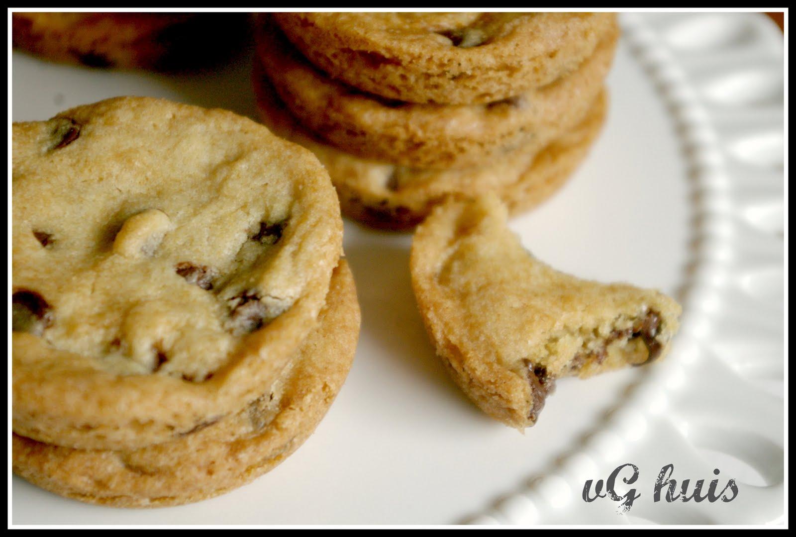 Muffin pan cookies recipe