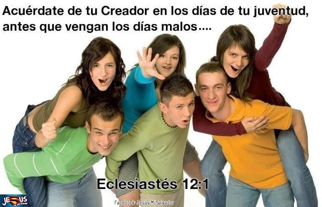 Imagenes De Jesus Con Jovenes - Mensajes Para Jovenes Cristianos: Jesus Es El Rey