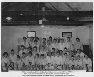 <b><em>The Hut Dojo 1957</em></b>