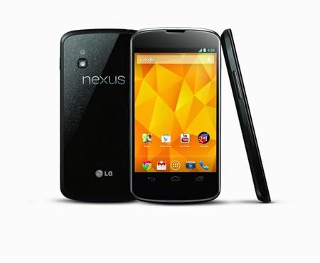 LG Nexus 4, Manual de usuario, instrucciones en PDF, Guía en Español
