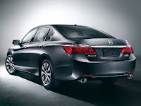 2013 Honda Accord Japanese car photos 2