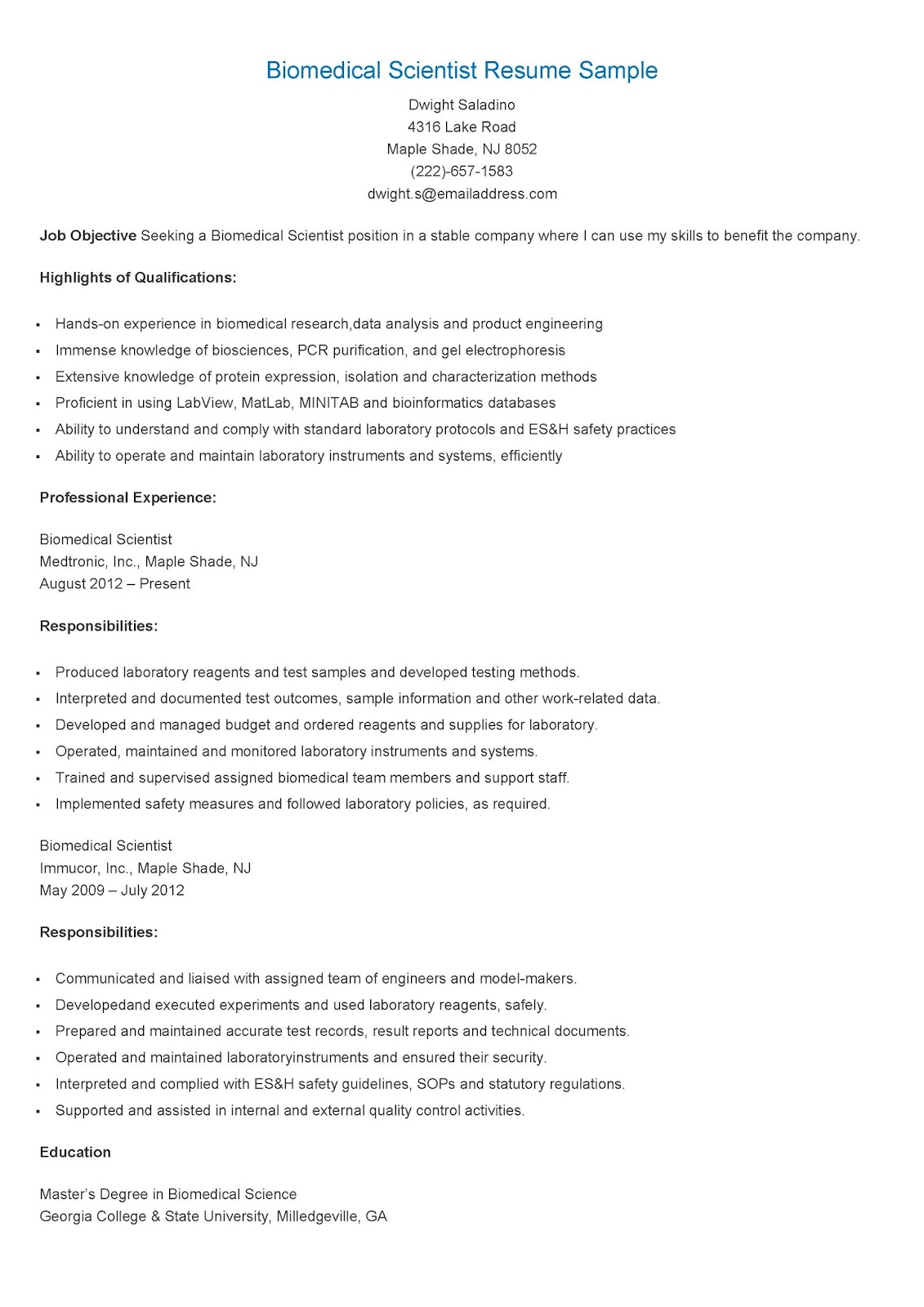 sample bad resume sample bad resume 16 04 2017