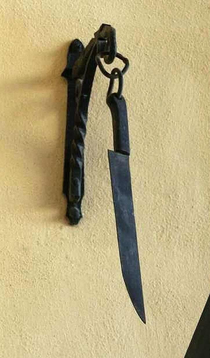 O facão de Cracóvia