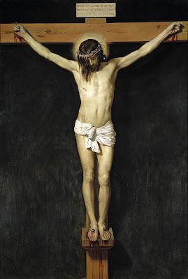 CRISTO CRUCIFICADO - VELAZQUEZ 1632