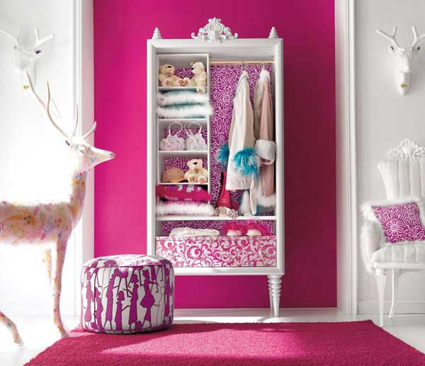 fairy tales interior design fairy tales interior 11 pink kids bedroom. Black Bedroom Furniture Sets. Home Design Ideas