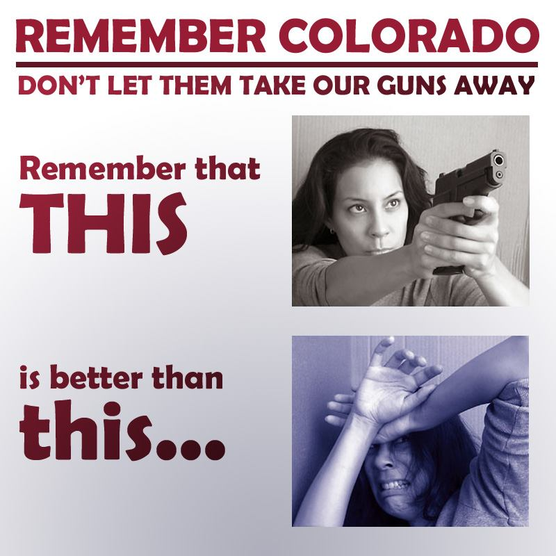 Is This Really Still Our Country?: Remember Colorado, Don