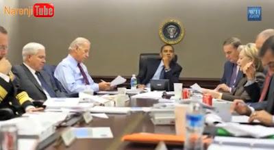 اتاق عملیات کاخ سفید