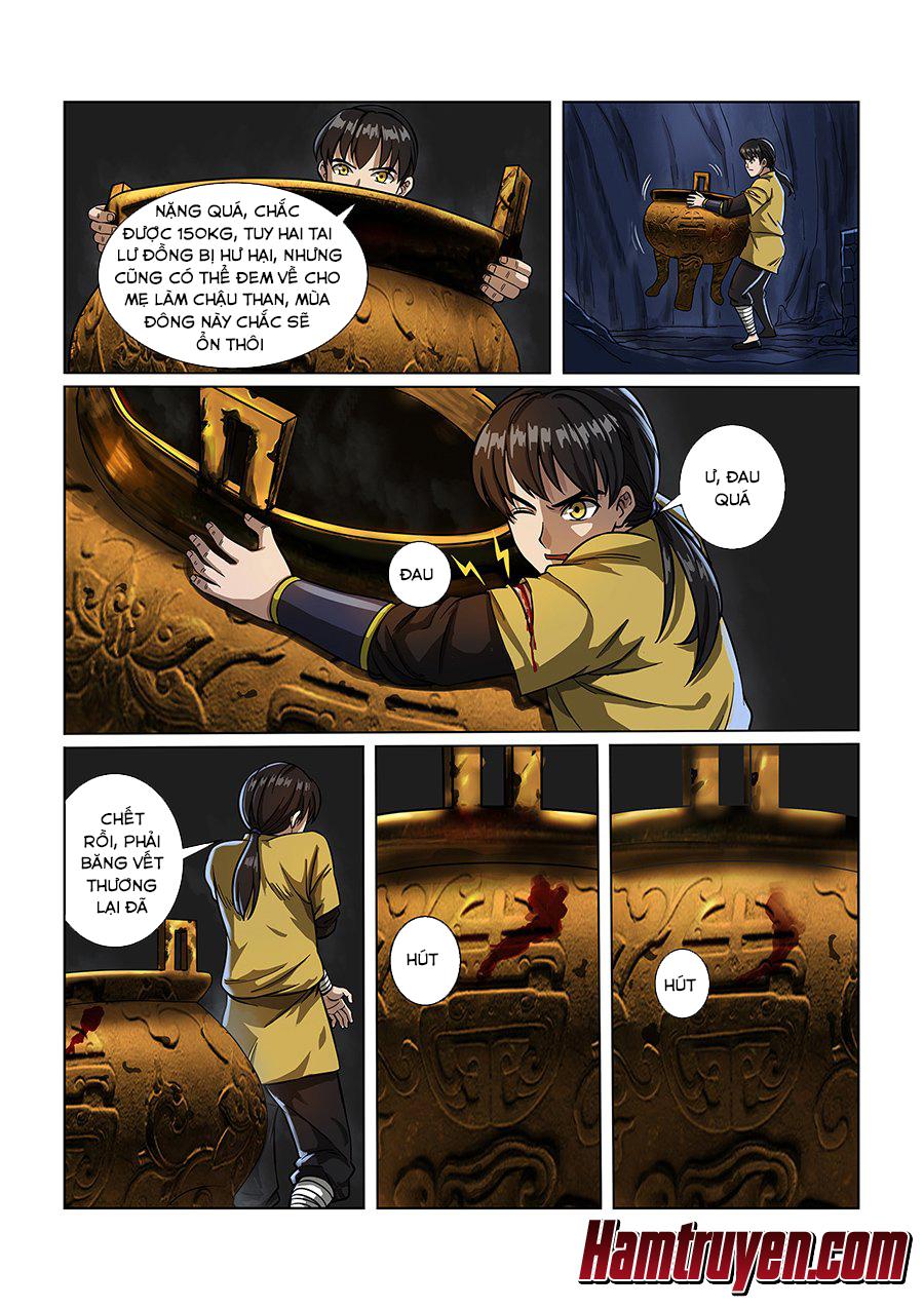 Bất Diệt Nguyên Thần Chapter 7 - Hamtruyen.vn