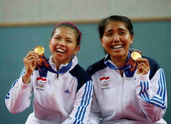 Inilah Para Atlet yang Berhasil Menyumbangkan Emas di Asian Games 2014