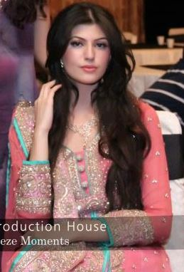 The beautiful youngest model we have Anam Ahmad
