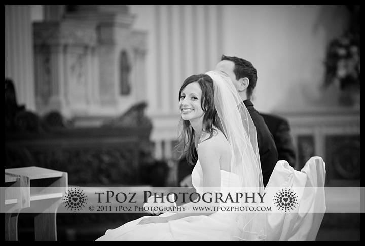 St. Casmir's Baltimore Wedding Ceremony