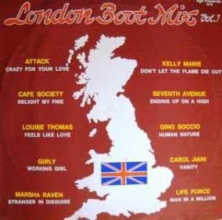 LONDON BOOT MIX VOL. 1 (1985)
