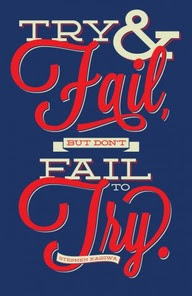 Quote about Failing