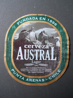 chilean beer Austral