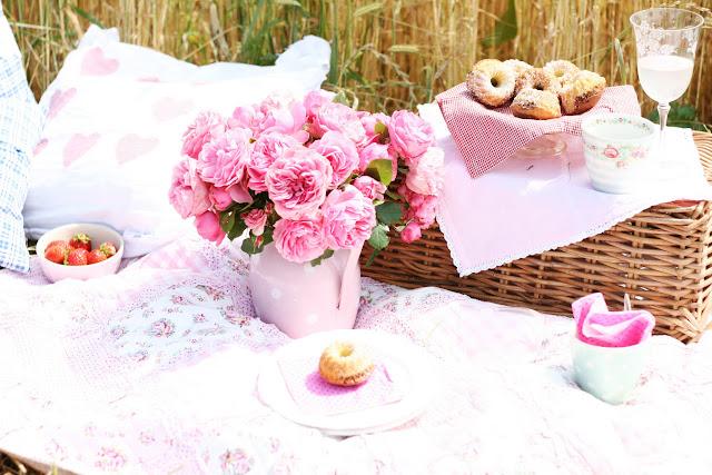 Picknick mit Marmorgugls