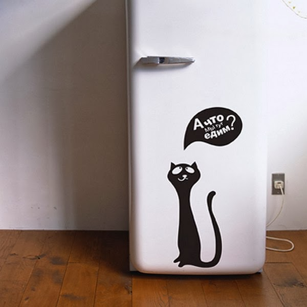 8 Creative Handmade Decorating Ideas For Refrigerator