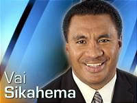 Vai Sikahema-- He now does the news
