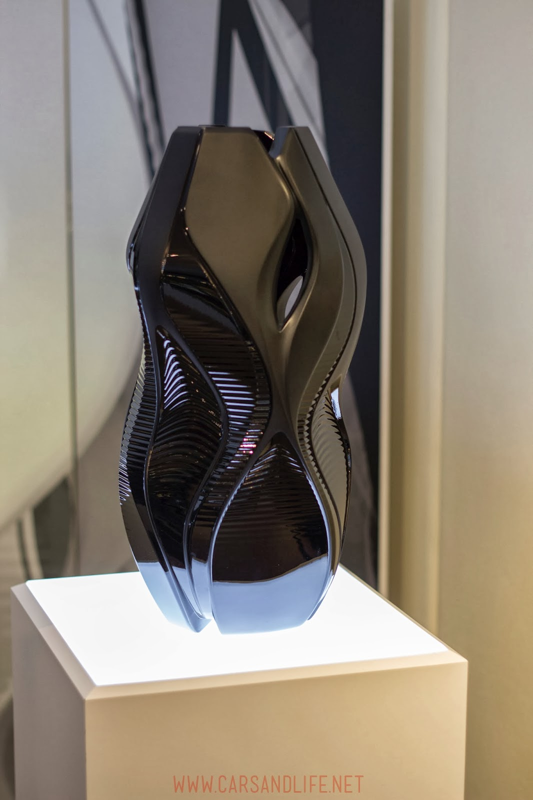 Lalique   Crystal Architecture by Zaha Hadid