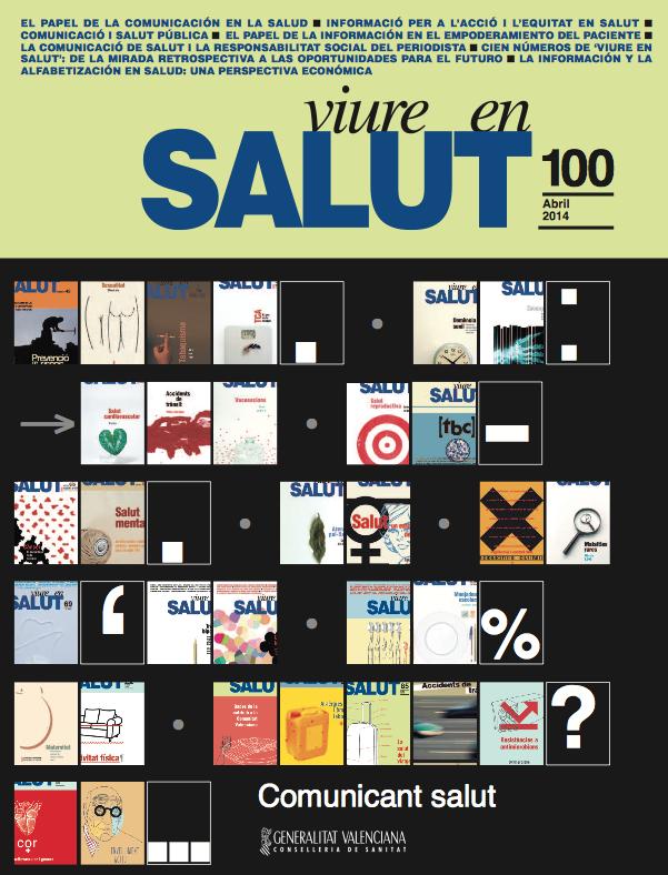 """Cien números de la revista """"Viure en salut"""""""