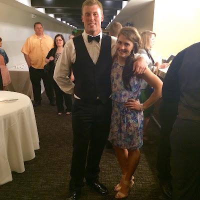 Logans wedding