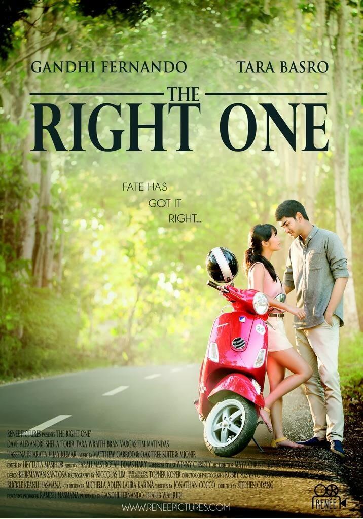 Film Terbaru The Right One 2014